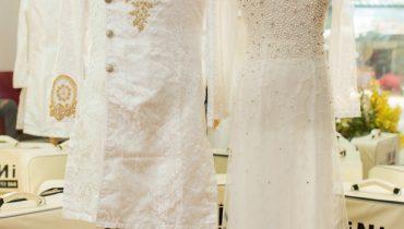 99 mẫu áo dài kết cườm đơn giản mà đẹp mới, dễ thương 2020