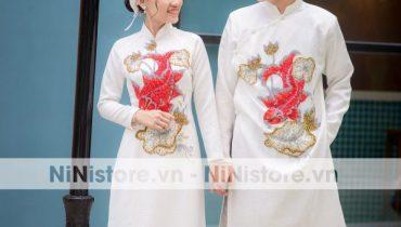Top 10 Tiệm may áo dài cưới đẹp TpHCM 2020