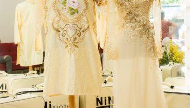 1001+ Mẫu áo dài cưới cô dâu 2021 Đẹp, Mẫu mới, Xu hướng mới nhất