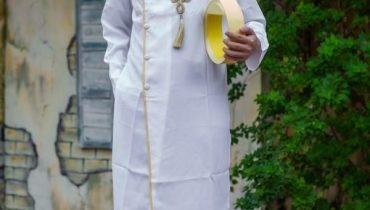 Giá cho thuê áo dài Nam bê tráp, bưng quả ăn hỏi TpHCM 2020