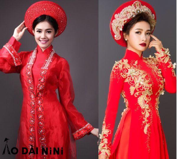 Top 4 tiệm áo dài cưới nổi tiếng & uy tín nhất TPHCM