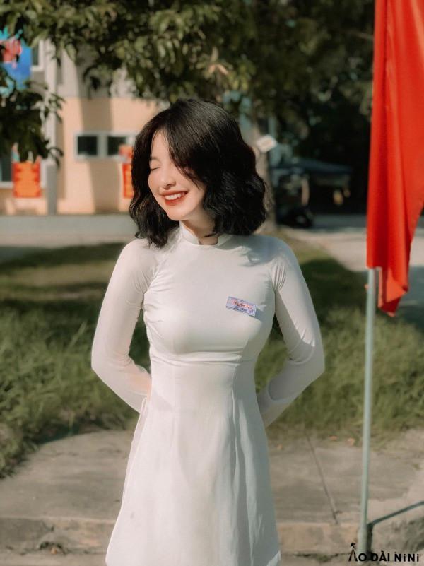 Top 30 kiểu tóc ngắn mặc áo dài học sinh đẹp xu hướng 2021